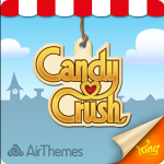 Candy Crush Android Theme apk