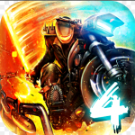 Download Death Moto 4 MOD APK
