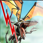Dragon Attack Jurassic Village MOD APK