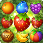 Download Fruits Forest : Rainbow Apple MOD APK