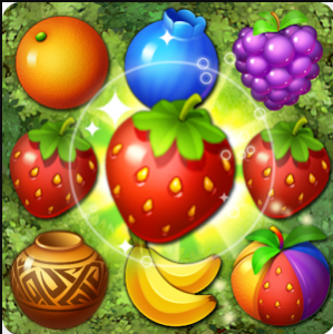 Fruits Forest : Rainbow Apple MOD APK