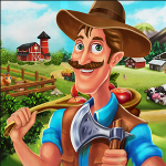 Download Big Little Farmer Offline Farm MOD APK