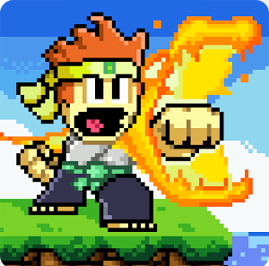Dan the Man: Action Platformer MOD APK