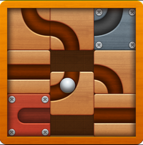Roll the Ball - slide puzzle MOD APK