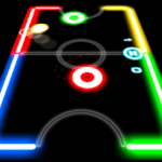 Download Glow Hockey MOD APK