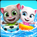 Download Talking Tom Pool MOD APK