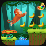 Download Jungle Monkey Run MOD APK