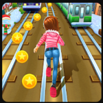 Download Subway Princess Runner APK + MOD