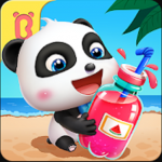 Download Baby Panda's Juice Shop MOD APK