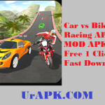Download Car vs Bike Racing MOD APK