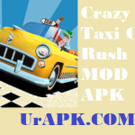 Download Crazy Taxi City Rush MOD APK