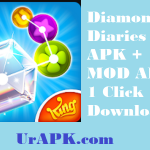 Download Diamond Diaries Saga MOD APK