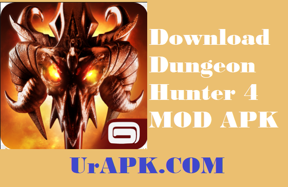 Dungeon Hunter 4 MOD APK