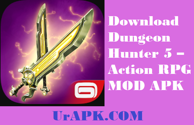 Dungeon Hunter 5 – Action RPG MOD APK