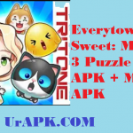 Download Everytown Sweet: Match 3 Puzzle MOD APK