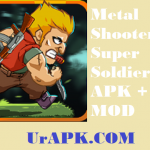 Download Metal Shooter: Super Soldiers MOD APK