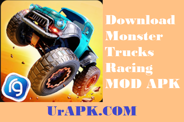 Monster Trucks Racing MOD APK
