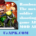 Download Ramboat 2 – The metal soldier shooting game MOD APK