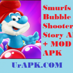 Download Smurfs Bubble Shooter Story MOD APK