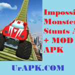Download Impossible Monster Stunts MOD APK