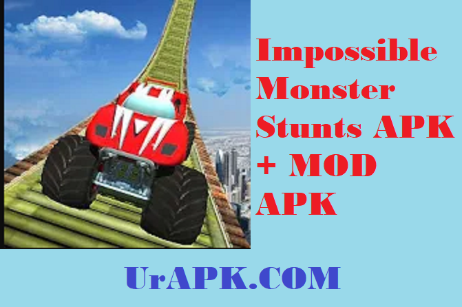 Impossible Monster Stunts APK