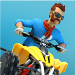 Download MMX Hill Dash 2 – Offroad Truck, Car & Bike Racing MOD APK