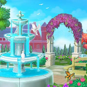 Royal Garden Tales - Match 3 Castle Decoration MOD APK