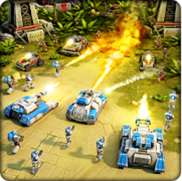 Art of War 3: PvP RTS modern warfare strategy game MOD APK
