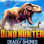 Download DINO HUNTER: DEADLY SHORES MOD APK