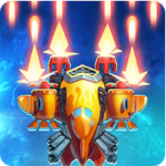 Dowenload HAWK – Force of an Arcade Shooter. Shoot 'em up MOD APK