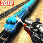 Sniper 3D : Train Shooting Game MOD APK