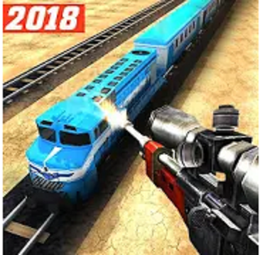Sniper 3D : Train Shooting Game APK