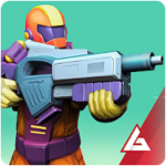 Download Space Pioneer: Alien Shooter, Action War Game MOD APK