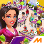 Download My Cafe: Recipes & Stories – World Cooking Game APK