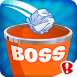 Download Paper Toss Boss MOD APK