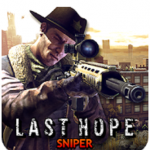 Download Last Hope Sniper – Zombie War: Shooting Games FPS APK
