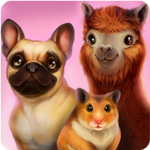 Download PetHotel – My animal boarding kennel game MOD APK