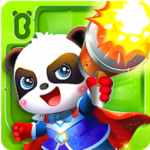 Little Panda's Hero Battle Game APK + MOD