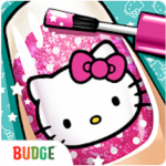 Hello Kitty Nail Salon MOD APK