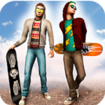Download Skateboard Racing Challenge APK + MOD