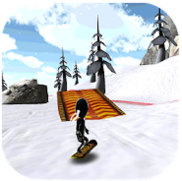 Snow Mountain Surfers APK + MOD