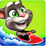 Download Talking Tom Jetski APK + MOD