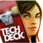 Download Tech Deck Skateboarding APK + MOD