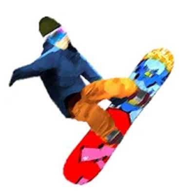 Big Mountain Snowboarding APK + MOD