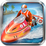 Download Powerboat Racing 3D APK + MOD [Unlimited Everything]