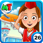 My Town : Airport APK