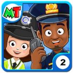 Download My Town : Police Station APK [Latest Version] Free